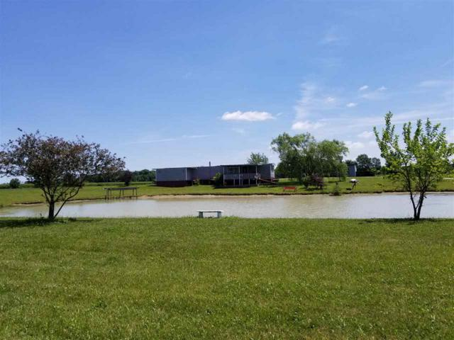 155 N 1200 W, Parker City, IN 47368 (MLS #201829967) :: The ORR Home Selling Team