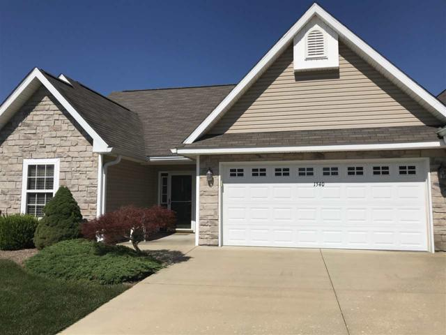 1540 S Arbor Ridge Court, Bloomington, IN 47403 (MLS #201830245) :: Parker Team