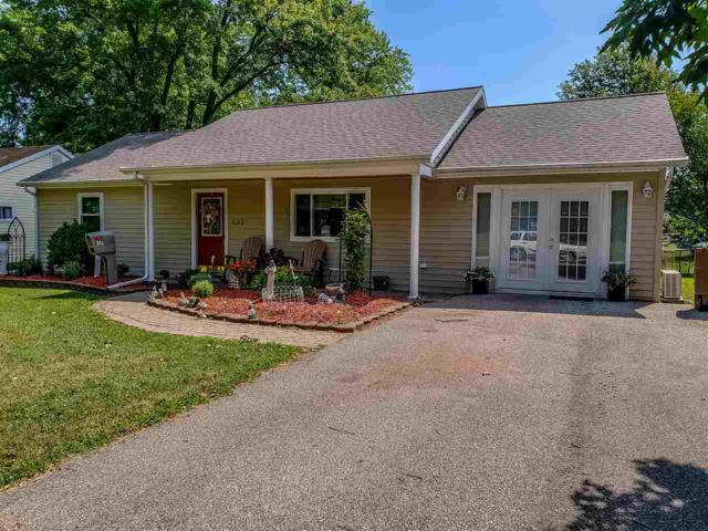 639 S Western Avenue, Winchester, IN 47394 (MLS #201830781) :: The ORR Home Selling Team