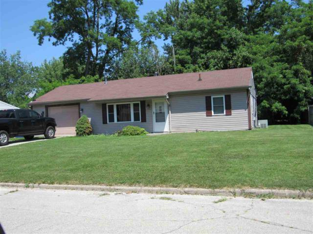 2548 Walker, Kokomo, IN 46901 (MLS #201830897) :: The ORR Home Selling Team