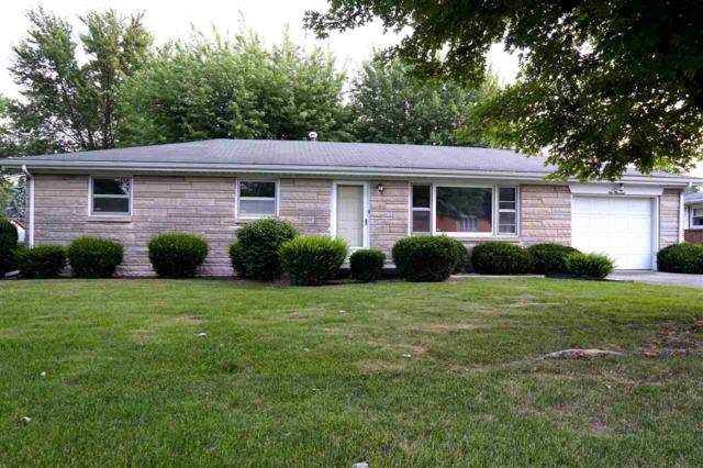 1000 Riley Road, New Castle, IN 47362 (MLS #201831067) :: The ORR Home Selling Team