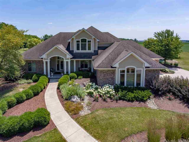 8932 Roberts Road, Woodburn, IN 46797 (MLS #201831125) :: The ORR Home Selling Team