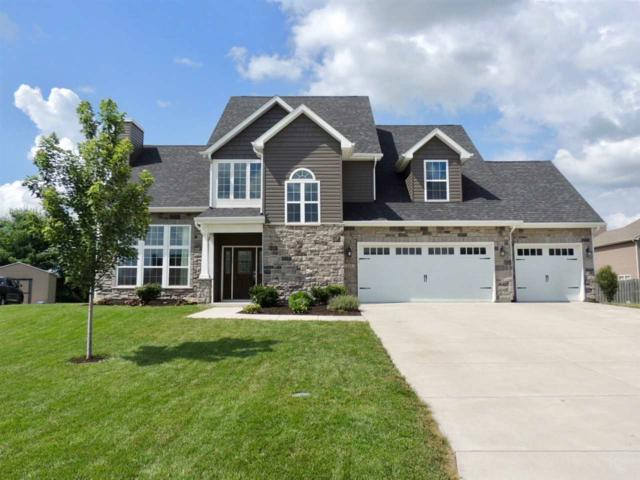 406 Chevoit Court, West Lafayette, IN 47906 (MLS #201831146) :: The Romanski Group - Keller Williams Realty