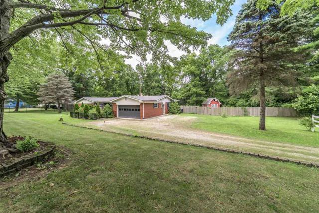 6800 E Lewis Dr, Albany, IN 47320 (MLS #201831687) :: The ORR Home Selling Team