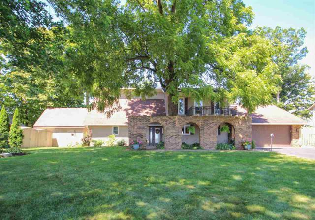 8958 N 1132 W, Monticello, IN 47960 (MLS #201831784) :: The Romanski Group - Keller Williams Realty