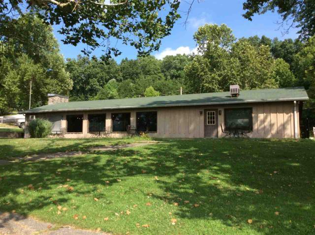 1345 W Leonard Circle, Paoli, IN 47454 (MLS #201832200) :: The ORR Home Selling Team