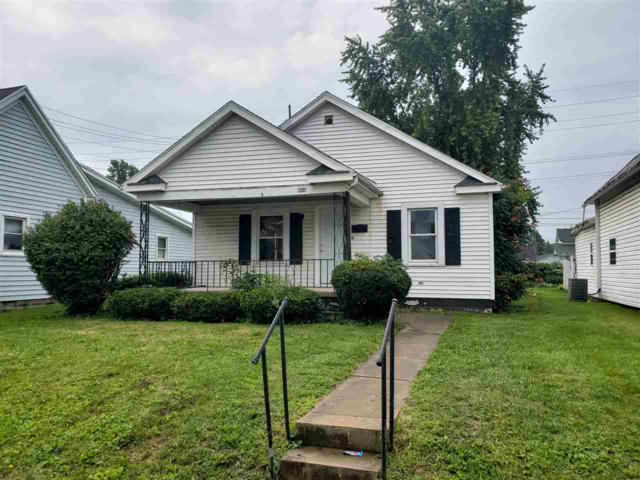 438 E North Street, Winchester, IN 47394 (MLS #201833742) :: The ORR Home Selling Team