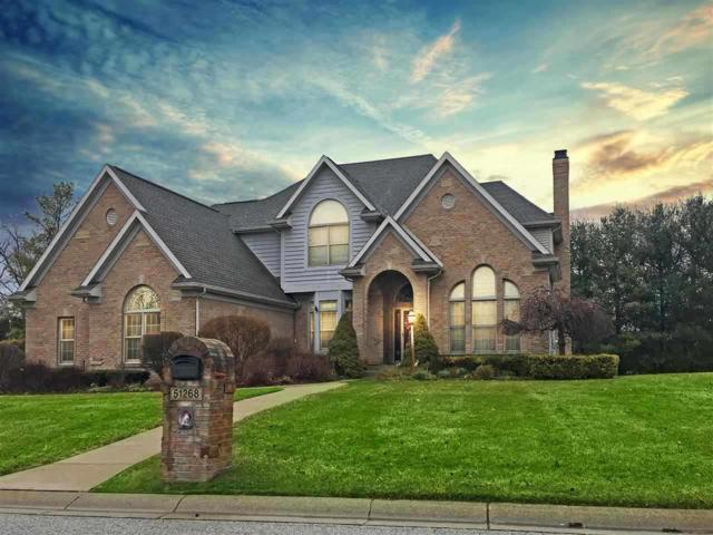 51268 Harbor Ridge, Granger, IN 46530 (MLS #201834362) :: The ORR Home Selling Team