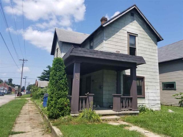 1434 W 2ND Street, Marion, IN 46952 (MLS #201834709) :: The Romanski Group - Keller Williams Realty