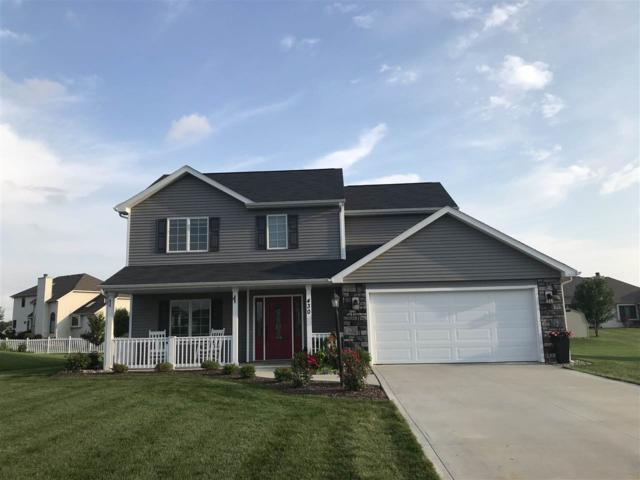 430 Goldenrod Court, Bluffton, IN 46714 (MLS #201835274) :: The ORR Home Selling Team