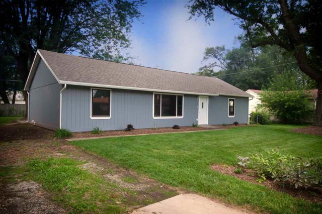 1194 Baywood Drive, New Haven, IN 46774 (MLS #201835747) :: The ORR Home Selling Team