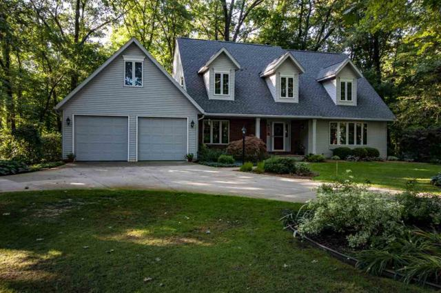 21795 Knobcone Court, Bristol, IN 46507 (MLS #201835922) :: The ORR Home Selling Team