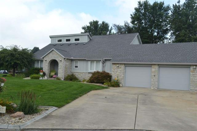 11307 Bunker Court, Kokomo, IN 46901 (MLS #201836216) :: Parker Team