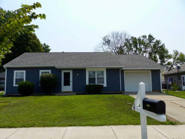 1037 Shenandoah Drive, Lafayette, IN 47905 (MLS #201836465) :: Parker Team