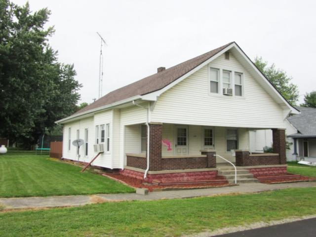 114 E Howard Street, Waveland, IN 47989 (MLS #201837207) :: The Romanski Group - Keller Williams Realty