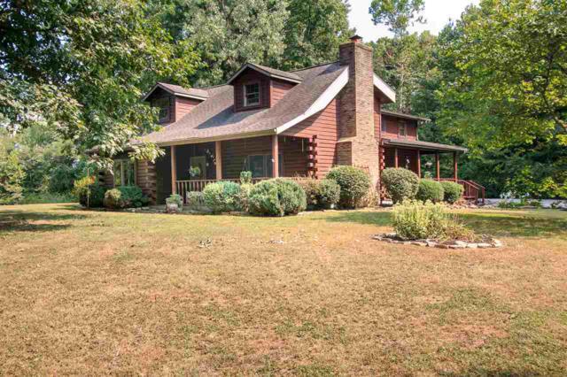 1722 Red Brush Rd, Newburgh, IN 47630 (MLS #201837229) :: The ORR Home Selling Team