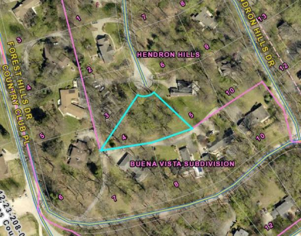 Lot 4 Hendron Hill Circle, Vincennes, IN 47591 (MLS #201837614) :: The ORR Home Selling Team