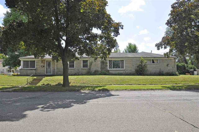 2520 Wall Street, South Bend, IN 46615 (MLS #201838261) :: Parker Team