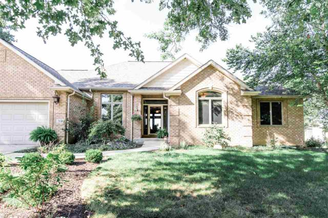 312 Oak Forest Drive, Bluffton, IN 46714 (MLS #201838970) :: The Dauby Team