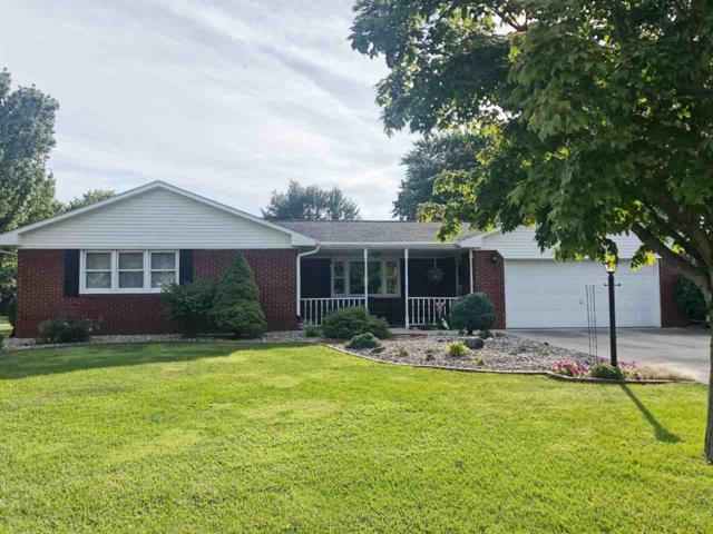 3409 Tally Ho Drive, Kokomo, IN 46902 (MLS #201839372) :: The ORR Home Selling Team