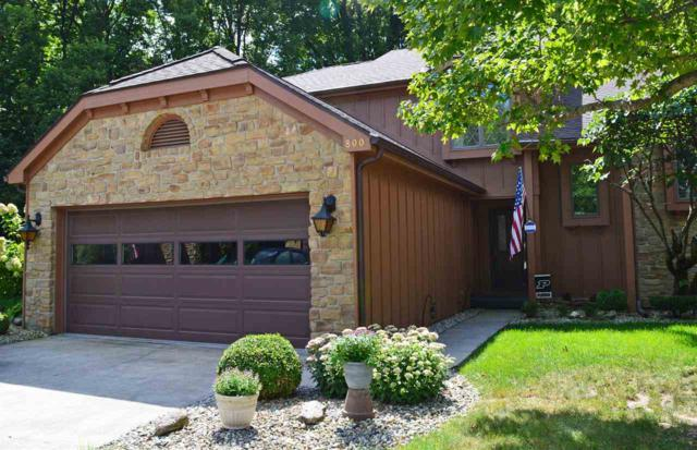 800 Briarwood Lane, Marion, IN 46952 (MLS #201839865) :: The Romanski Group - Keller Williams Realty