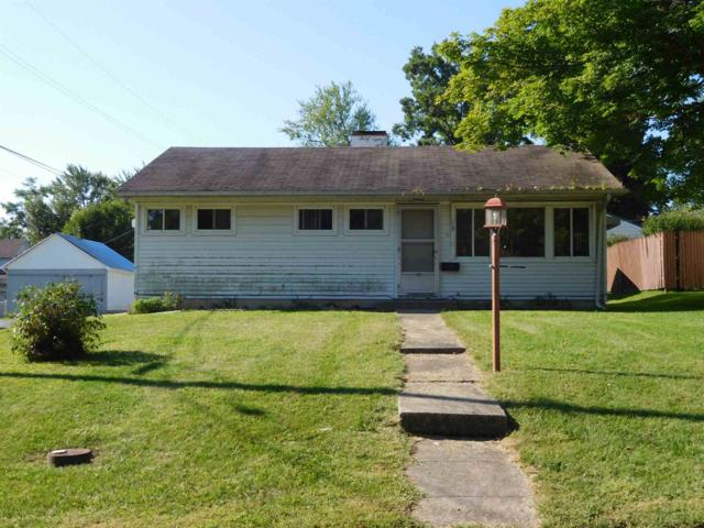 119 W Leonard, Hartford City, IN 47348 (MLS #201840085) :: The ORR Home Selling Team