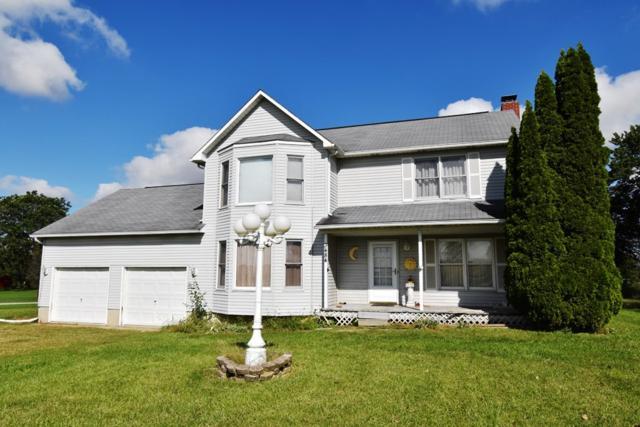3484 E Michigantown, Frankfort, IN 46041 (MLS #201841454) :: The Romanski Group - Keller Williams Realty