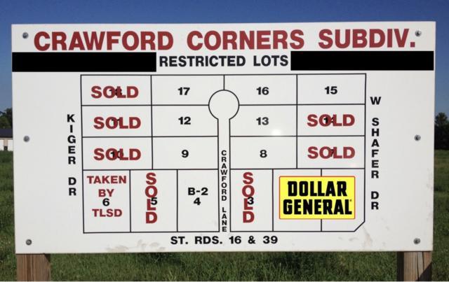 TBD Crawford Lane - Lot 17, Monticello, IN 47960 (MLS #201842103) :: The Romanski Group - Keller Williams Realty