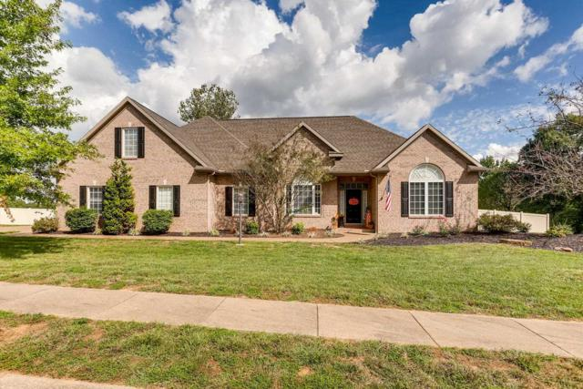 5744 Inverness Drive, Newburgh, IN 47630 (MLS #201842774) :: The ORR Home Selling Team