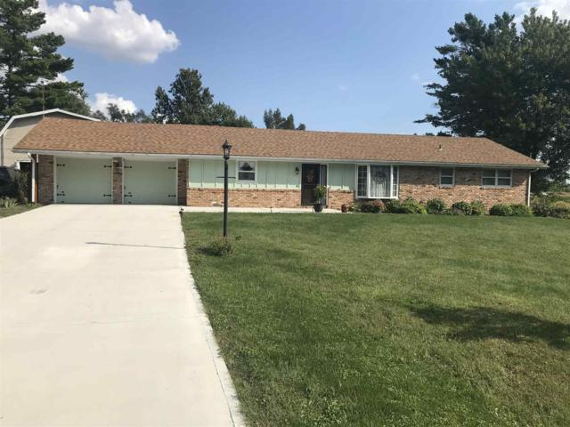 4325 E Maple Manor Pkwy, Muncie, IN 47302 (MLS #201842775) :: The ORR Home Selling Team