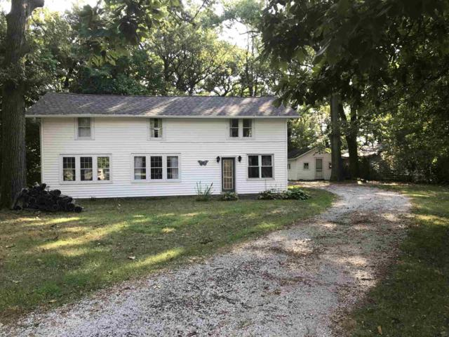 2603 S Airport Road, Monticello, IN 47960 (MLS #201842781) :: The Romanski Group - Keller Williams Realty