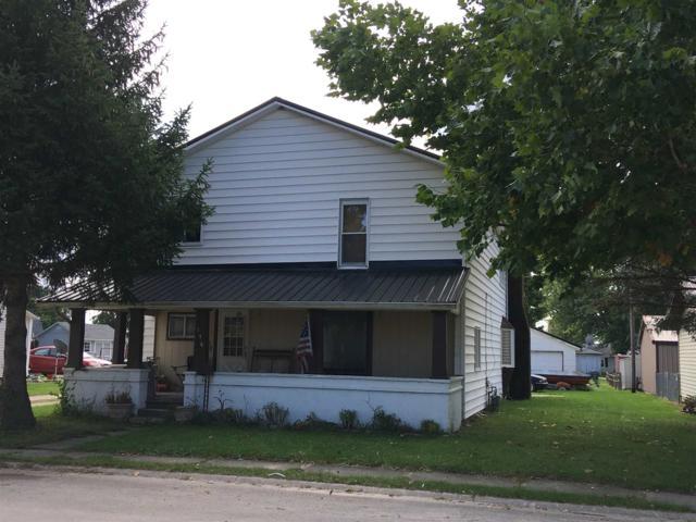 114 E Andrews, Monroe, IN 46772 (MLS #201842822) :: The ORR Home Selling Team