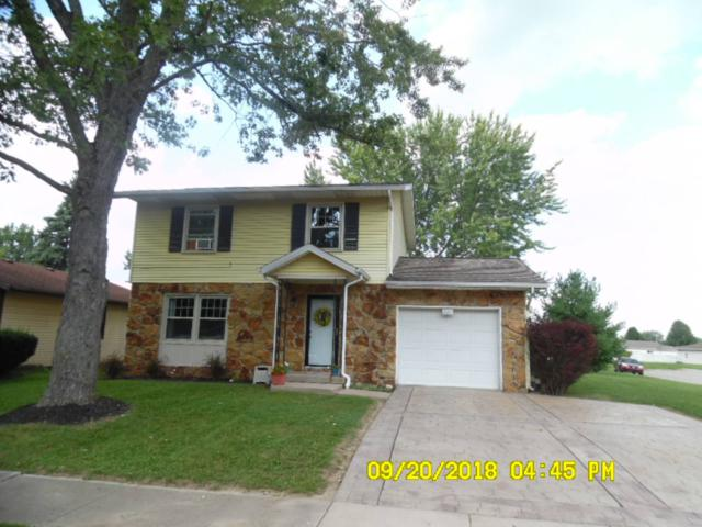 721 E South F, Gas City, IN 46933 (MLS #201842824) :: The ORR Home Selling Team