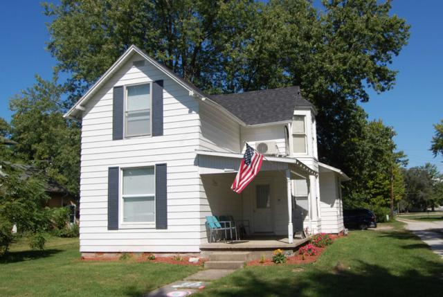 328 W Perrin Street, Mulberry, IN 46058 (MLS #201842918) :: The Romanski Group - Keller Williams Realty