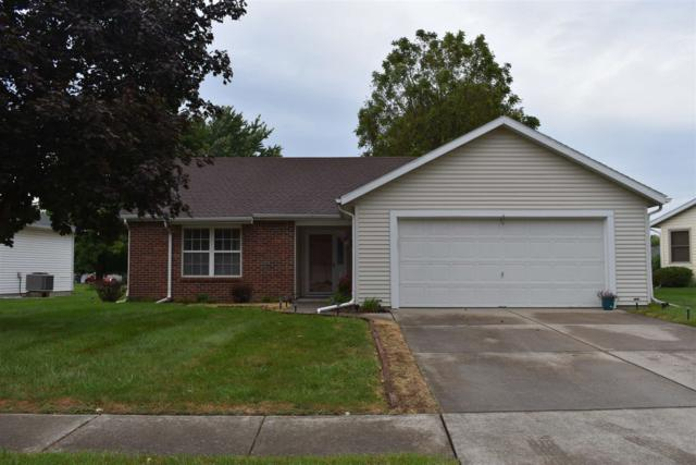 1912 Woodbridge Circle, Kokomo, IN 46902 (MLS #201842959) :: The Romanski Group - Keller Williams Realty