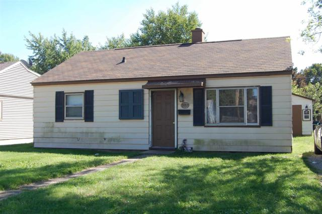 2913 Underwood Street, Lafayette, IN 47904 (MLS #201843255) :: The ORR Home Selling Team