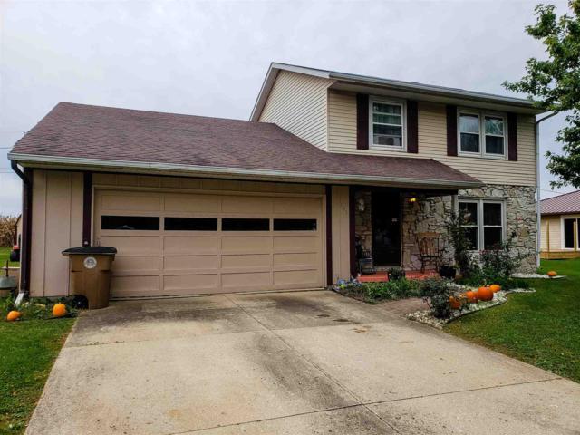 1035 E Cedar Road, Winchester, IN 47394 (MLS #201843292) :: The ORR Home Selling Team