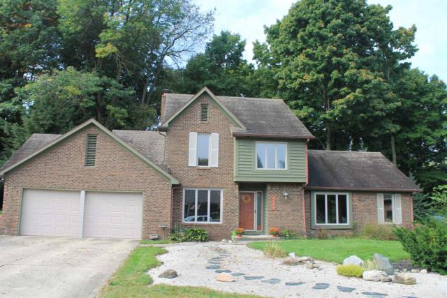 1103 Ridgeway Drive, Crawfordsville, IN 47933 (MLS #201845314) :: The ORR Home Selling Team
