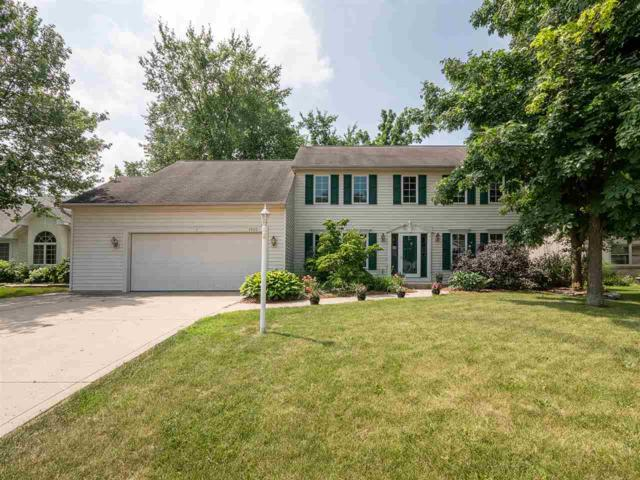 4820 Oak Knob Run, Fort Wayne, IN 46845 (MLS #201845350) :: The ORR Home Selling Team