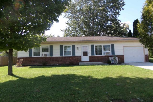 1305 N Michigan Ave, Hartford City, IN 47348 (MLS #201845760) :: The ORR Home Selling Team