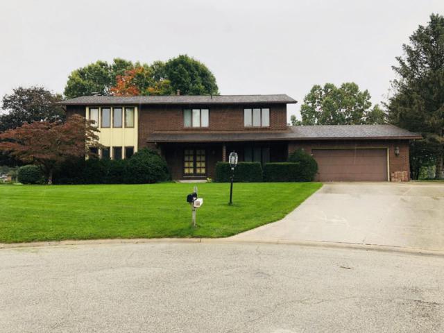 50740 Regency Park Drive, Granger, IN 46530 (MLS #201845910) :: The ORR Home Selling Team