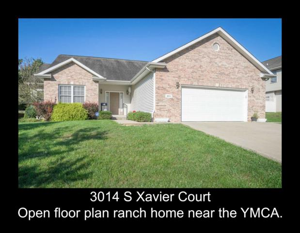 3014 S Xavier Court, Bloomington, IN 47401 (MLS #201846084) :: The ORR Home Selling Team