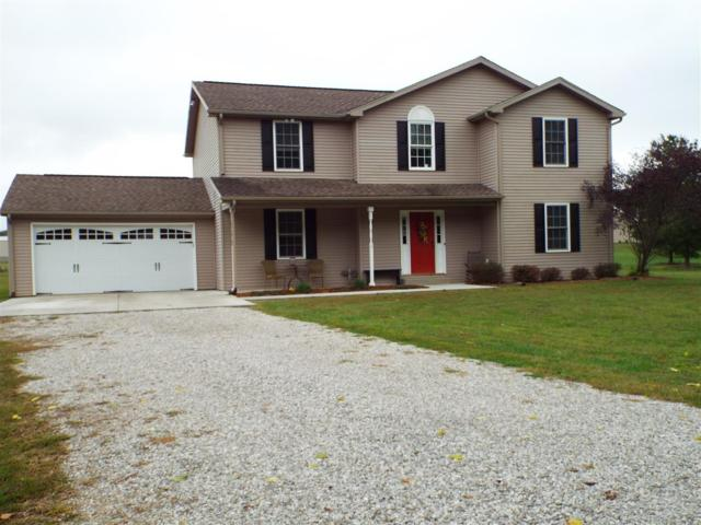 9621 W 575 S, Owensville, IN 47665 (MLS #201846517) :: The ORR Home Selling Team