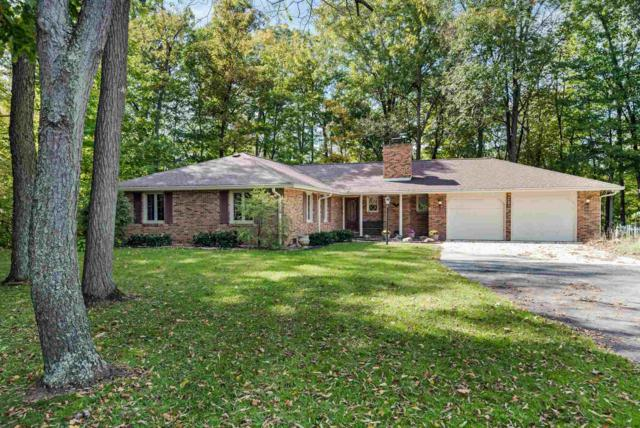 6311 S Overlook Drive, Daleville, IN 47334 (MLS #201846860) :: The ORR Home Selling Team