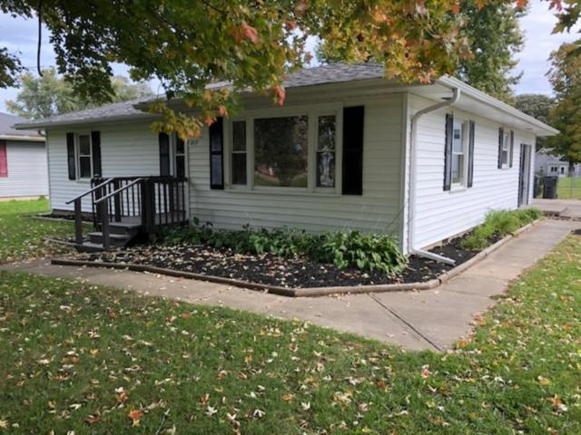 217 N Main Street, Albany, IN 47320 (MLS #201847231) :: The ORR Home Selling Team