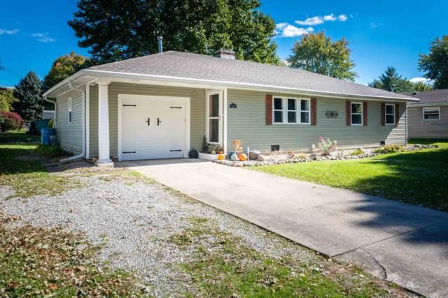 1114 S Hoffer Drive, Muncie, IN 47304 (MLS #201847773) :: The Dauby Team