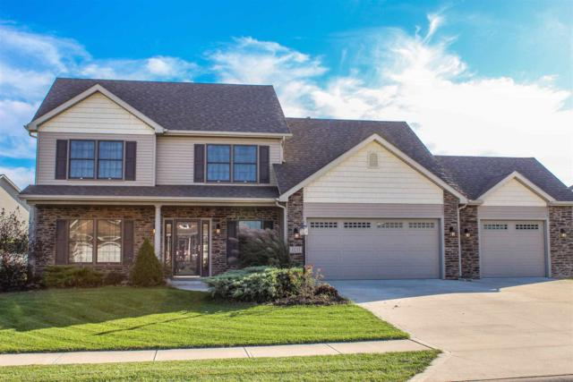 11215 Prairie Rose Pass, Roanoke, IN 46783 (MLS #201848082) :: Parker Team