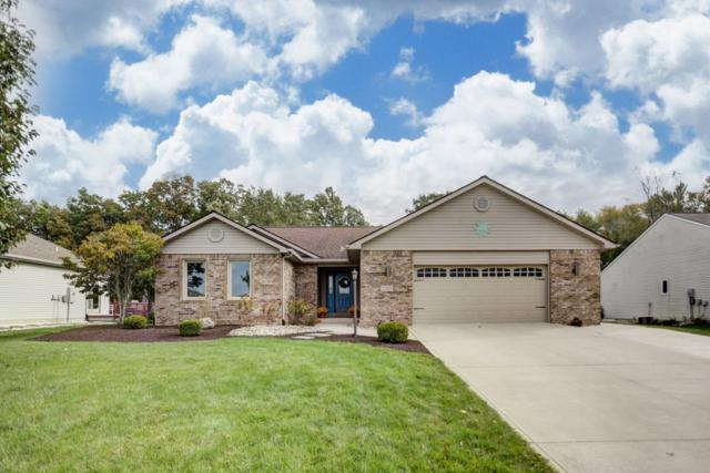 5421 Bear Creek Drive, Auburn, IN 46706 (MLS #201848489) :: Parker Team