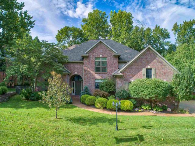 6677 River Ridge Drive, Newburgh, IN 47630 (MLS #201848501) :: The ORR Home Selling Team