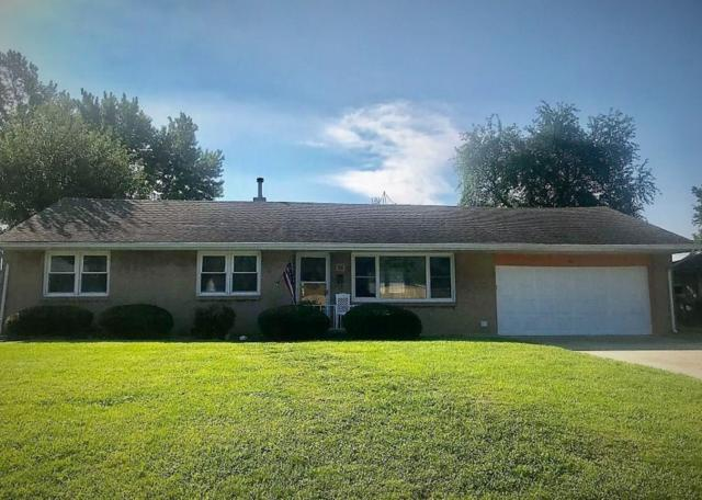251 Millcreek Drive, Chesterfield, IN 46017 (MLS #201848923) :: The ORR Home Selling Team